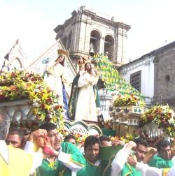 Trono de Señor San José