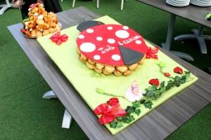 La pièce montée es el pastel de las ocasiones especiales
