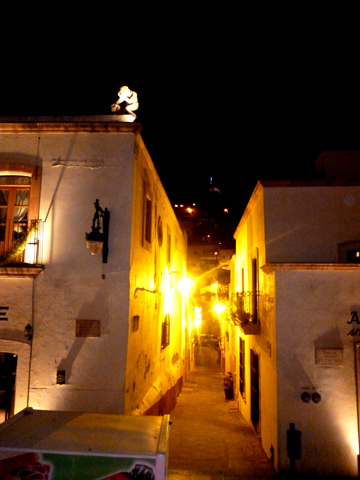 Callejón del Indio Triste, Zacatecas