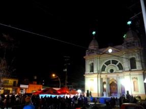 El Santuario de Cd. Guzmán y sus fiestas a la Virgen de Guadalupe