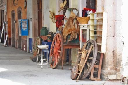 Portal en Jerez, Zacatecas