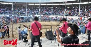 Toro de once en Ciudad Guzmán