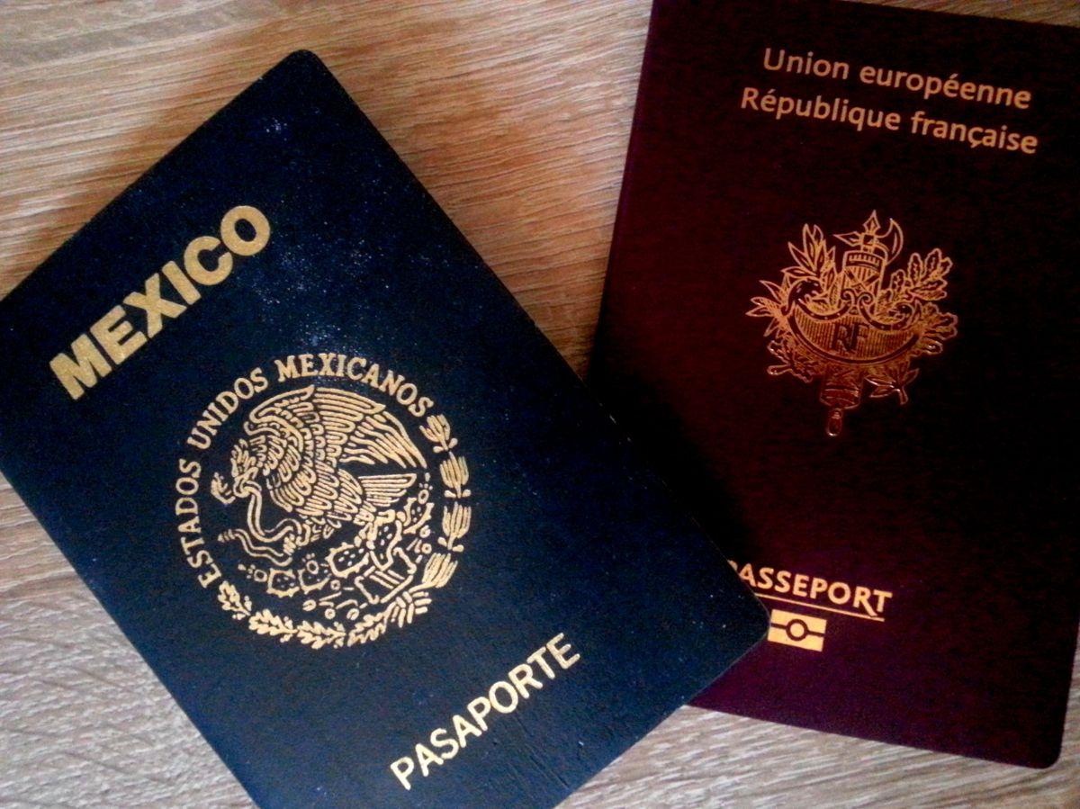 El segundo pasaporte – Relatos desde el sur…