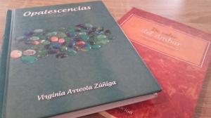 Libros de Virginia Arreola Zúñiga