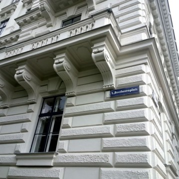 Esquina de la Beethovenplatz