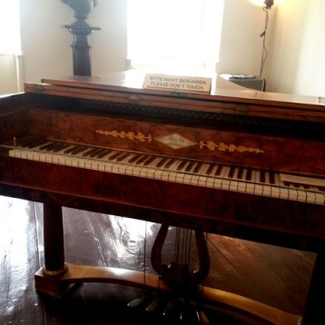 Piano en la Beethoven Pasqualatihaus