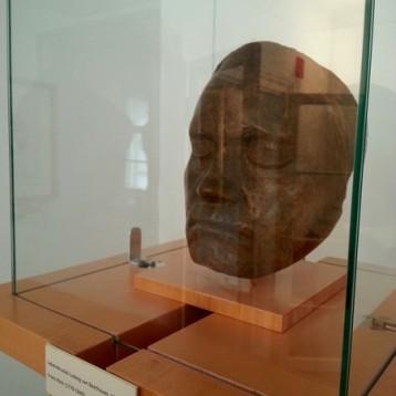 Máscara de Beethoven realizada por Franz Klein