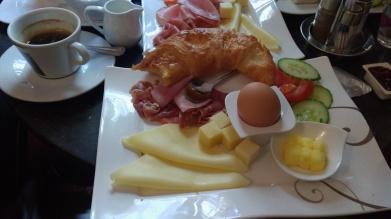 Desayuno vienés