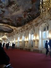Interior del Palacio de Schönbrunn