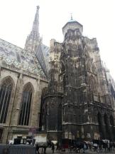 Catedral de San Esteban en Viena, Austria
